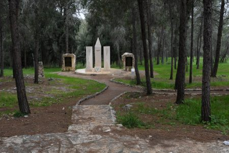 אנדרטת ההנצחה והזיכרון לקהילת יוצאי לוב